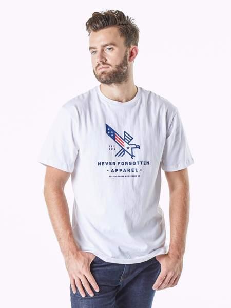 All-American NFA Logo Tee 2