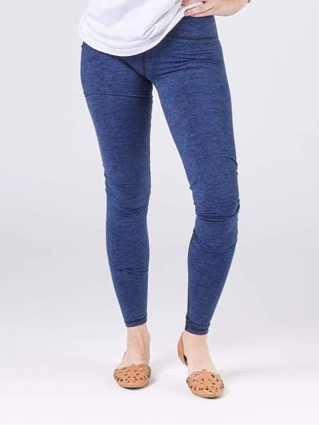 Cool Blue Yoga Pants